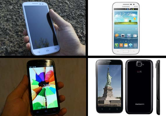 Best quad-core smartphones in India