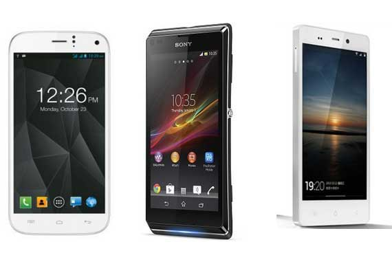 10 best value-for-money smartphones in India in 2013