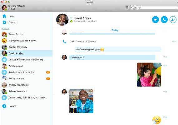 Microsoft releases Skype 7 for Windows with redesigned