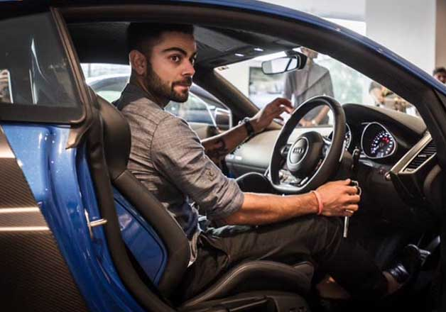 Virat Kohli becomes latest owner of Audi's Rs 2.97 cr R8 LMX