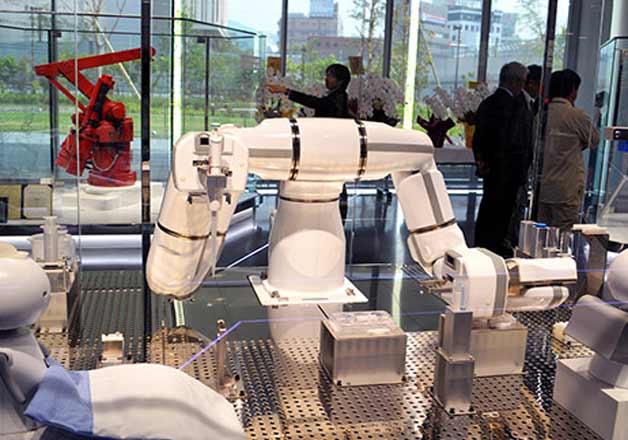 research paper robotics The depth and breadth of irim breaks through disciplinary boundaries and allows for transformative research that transitions from theory to robustly deployed systems.