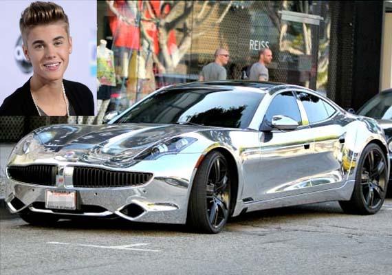 Justin Bieber Cars