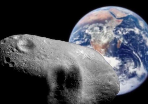 Asteroid 2012 DA14 to pass close by Earth tonight, will there be a collision?