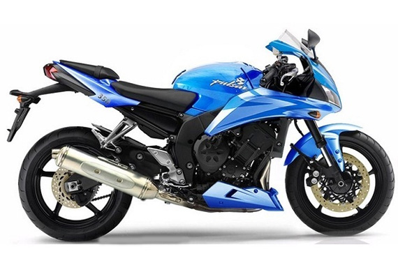 Behold! The Bajaj Pulsar 375 bike