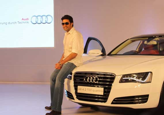 See what Bollywood stars love to drive!
