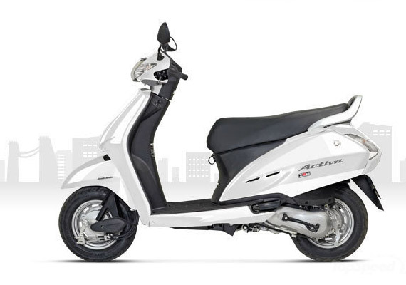 Honda Activa Models 2014 2014 Honda Activa 125cc