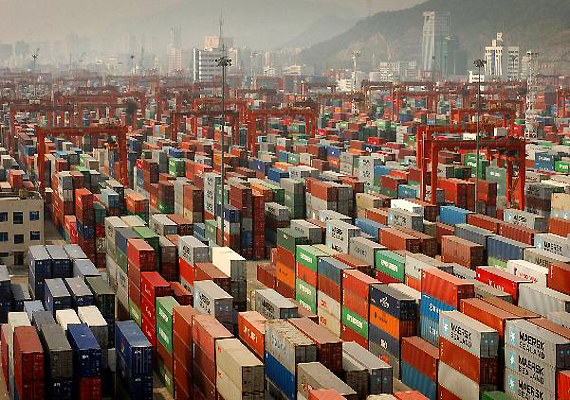 Exports Cross $300 Billion
