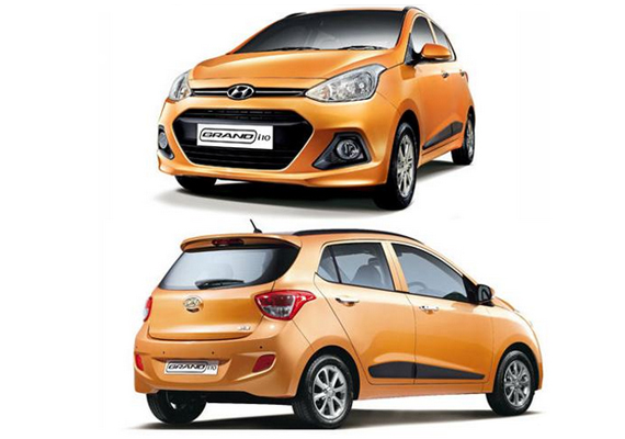 First impressions: Hyundai Grand i10 [Pictures and Details]