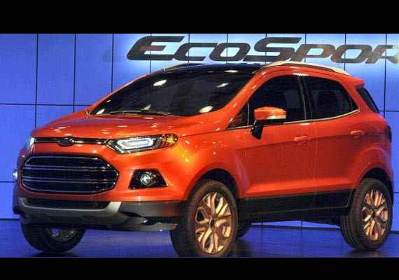 ford ecosport achieves 1 lakh sales milestone. Black Bedroom Furniture Sets. Home Design Ideas