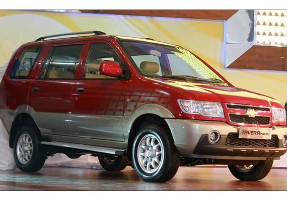 General motors india recalls lakh units of tavera for General motors suv models