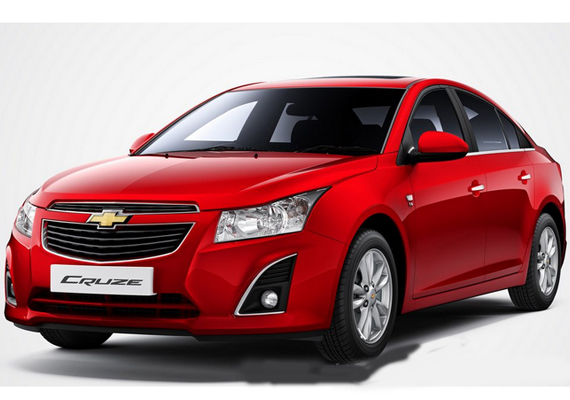 General Motors Launches All New Chevrolet Cruze