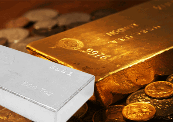 Gold, Silver Recover On Renewed Buying