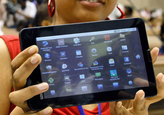 Ultra-low cost tablet Aakash 2 launched