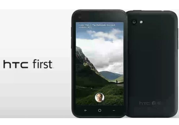 HTC First, the first Facebook Home phone, launched for Rs 25,000