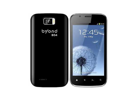 Hands on: Byond B54
