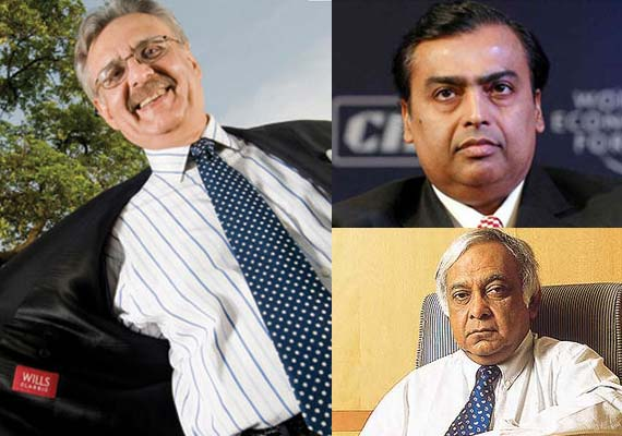 Meet India's 5 best performing CEOs