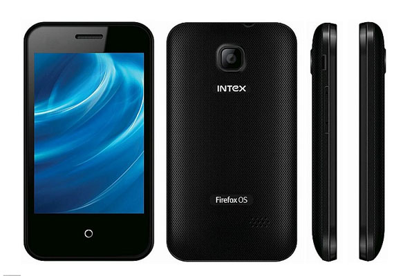 India's cheapest smartphone Intex Cloud FX launched at Rs ...