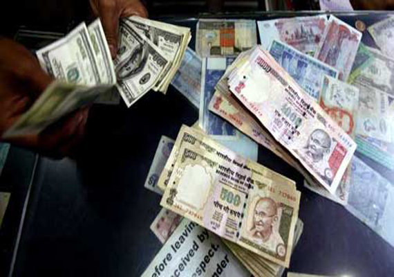 What is india forex reserves