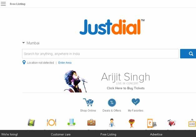 Tiger Global sells 3.41% stake in JustDial for Rs 300 cr