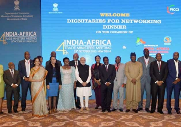 'Africa huge investment potential for Indian energy firms'
