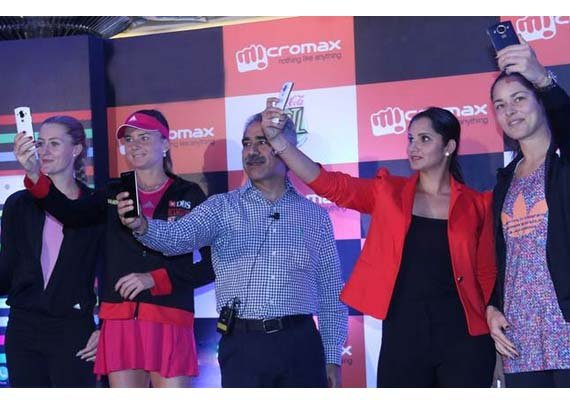 Micromax Canvas Selfie with 13-megapixel front camera launched