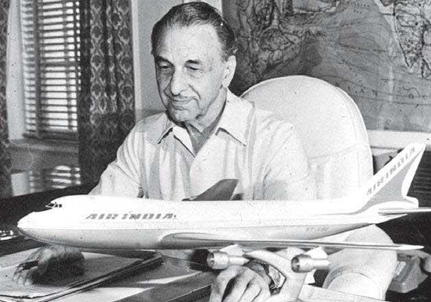 Lesser Known Facts About Business Tycoon Jrd Tata
