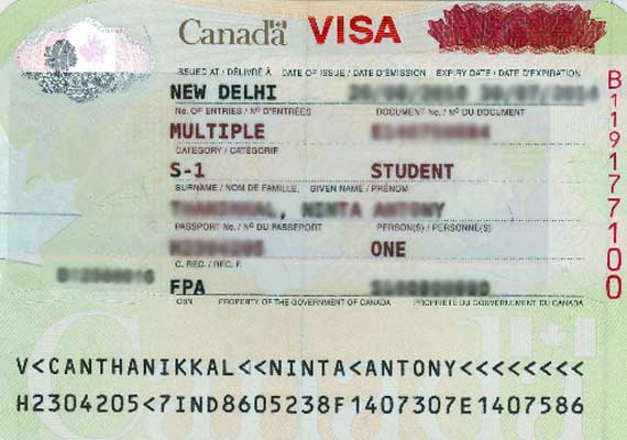 how to get canadian work visa from india