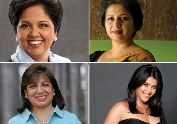 The visionary and talented women entrepreneurs of India have raised the bar