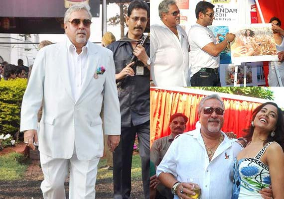 Inside Vijay Mallya's luxury homes