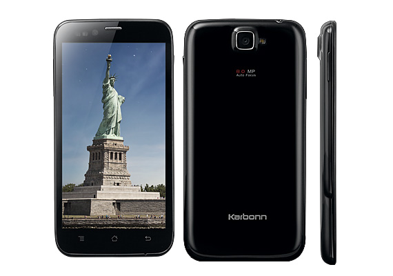 Karbonn launches 5-inch Titanium S5 with quad-core processor at Rs 11,990