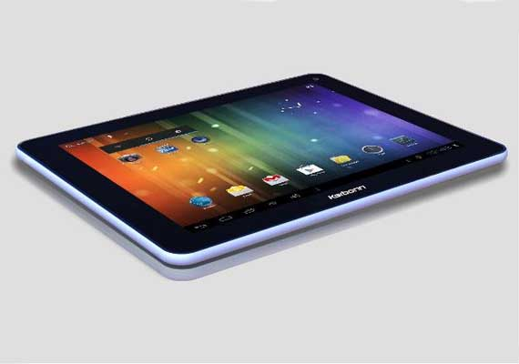 Karbonn launches 9 inch tablet for Rs 7,990