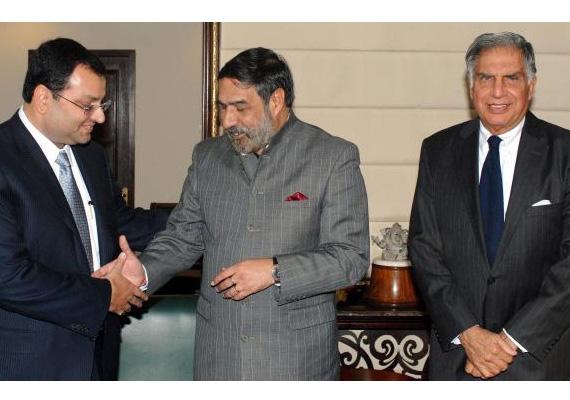 Know Cyrus Mistry, Ratan Tata's successor