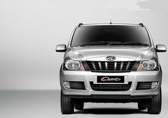 M&M launches its compact SUV Quanto at Rs 5.82 lakh