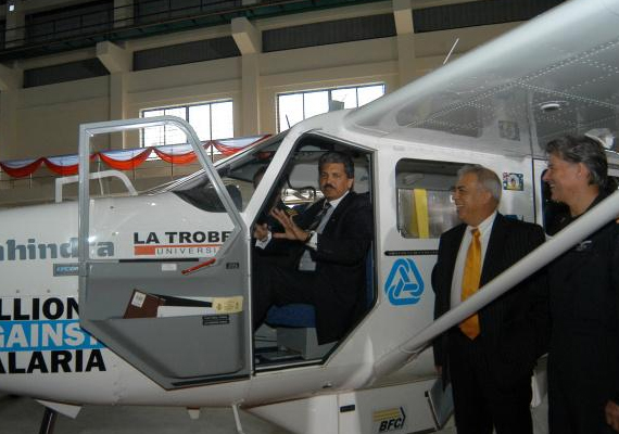 Mahindra Aerospace to launch first small aircraft in India in 2 years