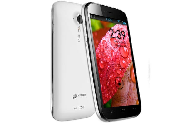 Micromax Canvas HD coming this Valentine's Day