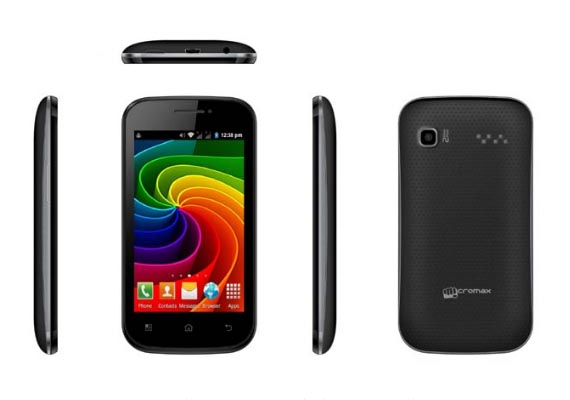 Micromax launches Bolt A35 Android phone at Rs 4,250