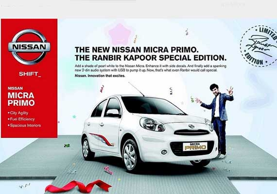nissan launches micra primo special edition. Black Bedroom Furniture Sets. Home Design Ideas