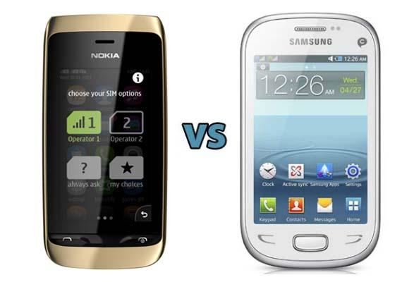 Nokia Asha vs Samsung Rex: which one should you buy?