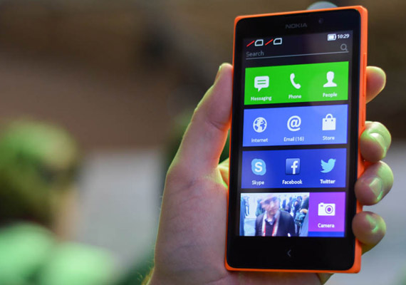 Nokia X+, XL coming to India in early May