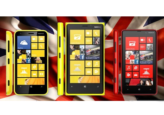 Nokia launches Lumia 920 and 820 in India, 620 coming soon