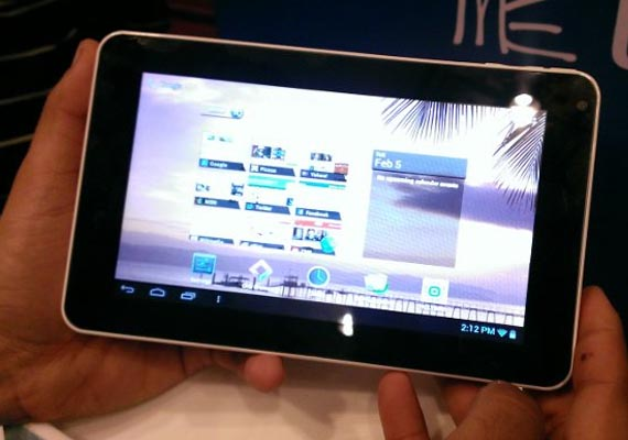 Review: HCL Me Tab U2