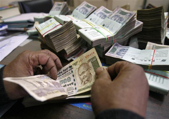 Rupee Recovers To Touch Over 2-Month High Of 50.10/11 Vs Dollar