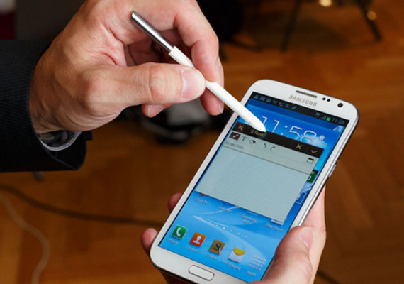 Samsung Galaxy Note II gets Android 4.1.2 Jelly Bean update