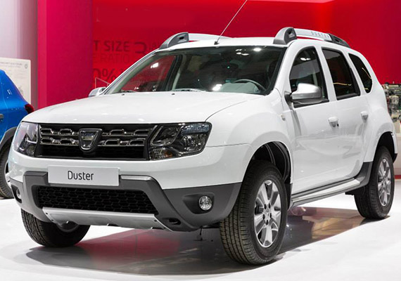 See 2014 Dacia/Renault Duster [In Pictures]