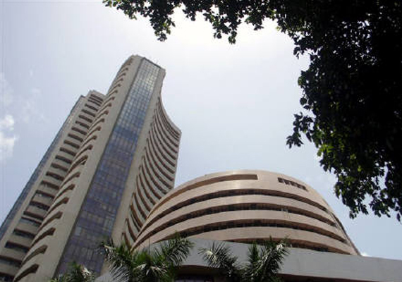 Sensex declines 110 points on profit-booking