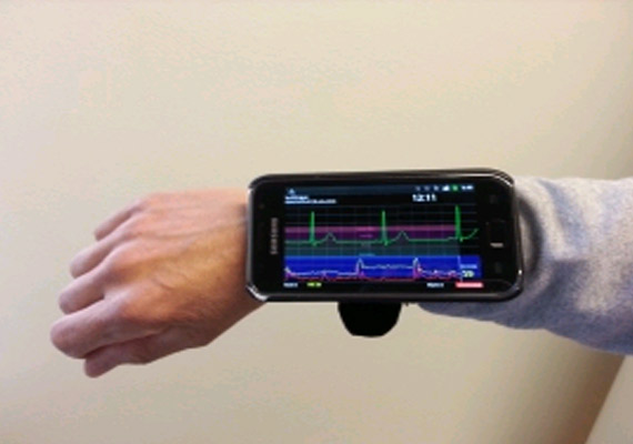 how to detect heartbeat transducer