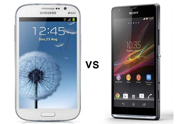 Sony Xperia C vs Samsung Galaxy Grand Duos: A comparison