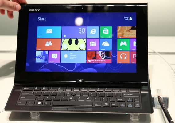 Sony launches VAIO Duo 11 hybrid ultrabook for Rs 89,990