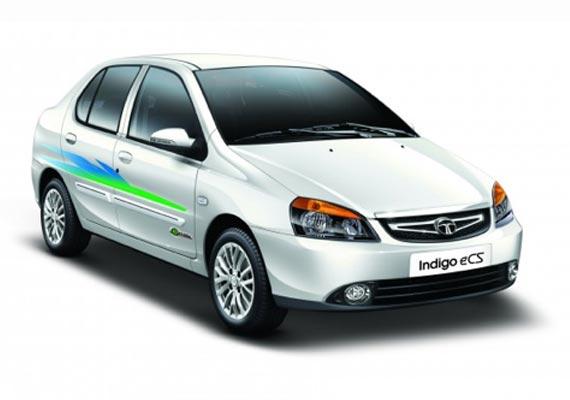 Tata Motors Launches New Cng Versions Of Indigo Indica Cars