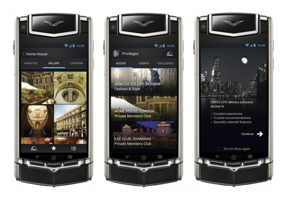 Is Vertu Ti the costliest smartphone in India&#63